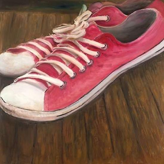 scarpe per ragazze poster stampato dall'atelier dall'atelier dall'atelier b, studio d'arte | di moda  | Alla Moda  | Distinctive  | Gentiluomo/Signora Scarpa  | Uomini/Donna Scarpa  | Scolaro/Ragazze Scarpa  047557