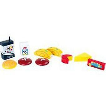 Legler Assorted food  snack  (Toys , Home And Professions , House , Food)