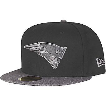 New era 59Fifty Cap - SHADOW TECH New England Patriots