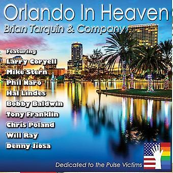 Tarquin * Brian & selskab - Orlando i himlen [CD] USA import