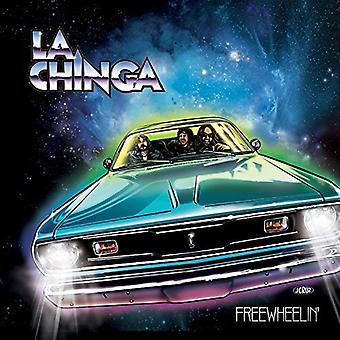 La Chinga - Freewheelin' [CD] USA Importer