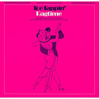 Toe Tappin' Ragtime - Toe Tappin' Ragtime [CD] USA import