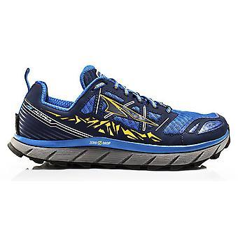 Sentiero di scarpa da running di altra maschile Lone Peak 3.0 basso blu - A1653-4