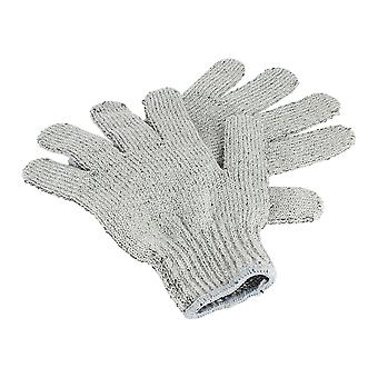 Hydrea Carbonized Bamboo Exfoliating Gloves