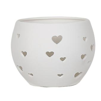 Aroma Heart Tealight Holder