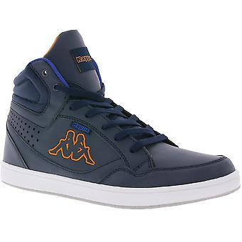 Kappa shoes men's Hi sneaker sneakers forward blue