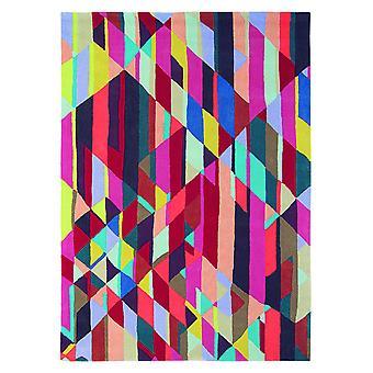 Xian Facet Colourful Geometric Rug - Brink & Campman