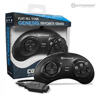 Genesis Hyperkin GN6 Premium Wired Controller - Retro Game Controller