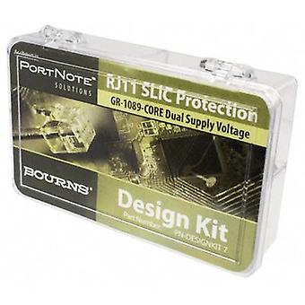 RJ11 protection kit SMT Bourns PN