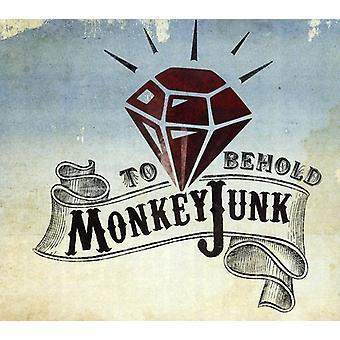 Monkeyjunk - at se [CD] USA import