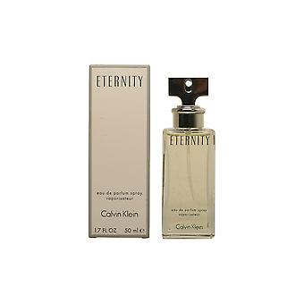 Calvin Klein Eternity Eau De Parfum Vapo 50ml Womens Perfume Scent Sealed Boxed