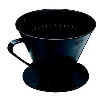 Westmark - Coffee Filter - Graduated in Cups - Polypropylene - 2 Cup - Black