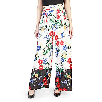 Miss Miss Women Trousers White