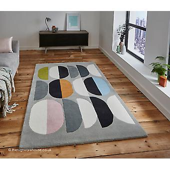 Composition Rug