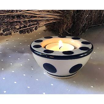 Candelabro / sostenedor del Tealight, ø 8,5 cm, 4 cm de alto, 28, tradición de BSN 7447