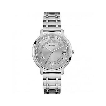 Guess Ladies Watch bella argento Texture Montauk W0933L1
