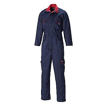 Dickies Ladies Redhawk Zip Coverall Overalls