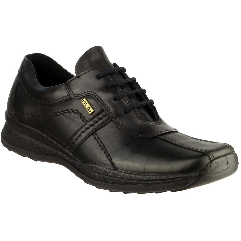 Waterproof Cam Shoe Mens Leather Casual Cotswold Black Oxford ntxwRv5q