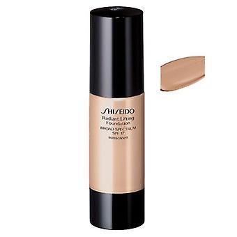 Shiseido Radiant Lifting Foundation SPF17 160 Natural Deep Ivory 1.2oz / 30ml