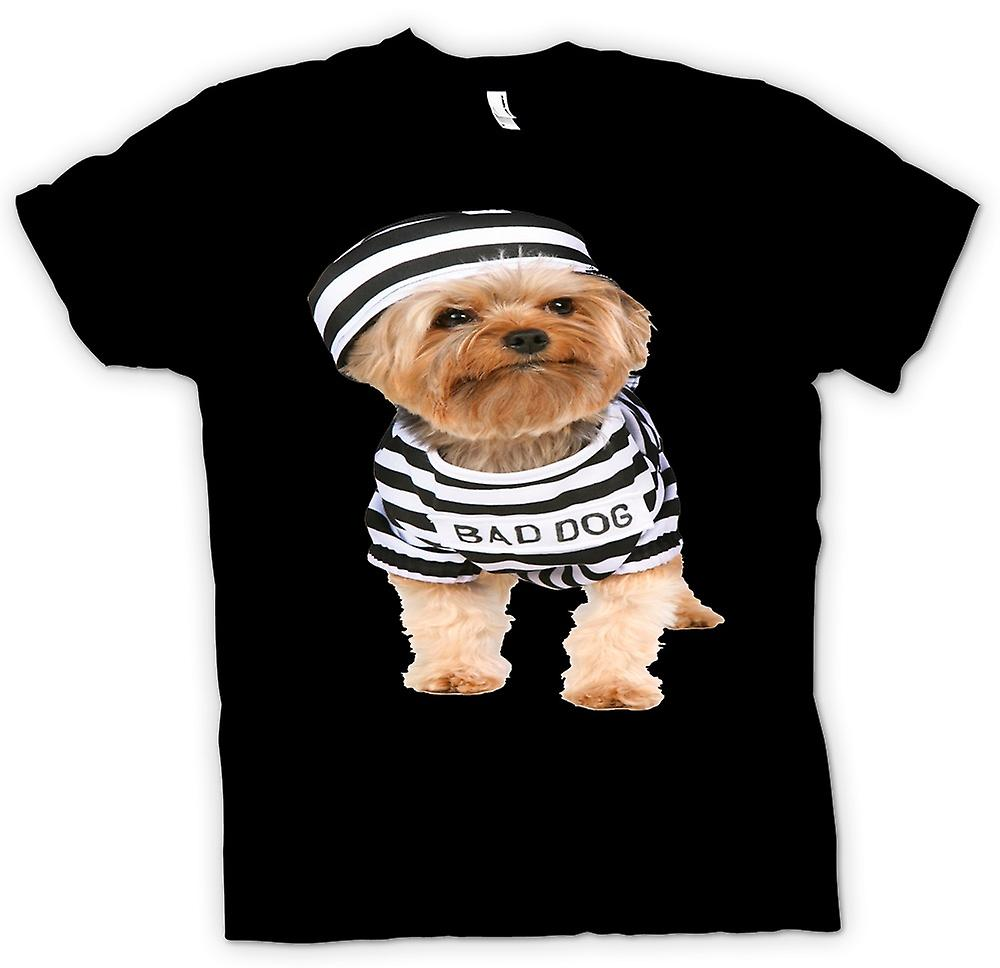 Kids T-shirt - Yorkshire Terrier - Bad Dog