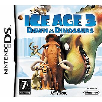 Ice Age 3 Dawn of the Dinosaurs (Nintendo DS)