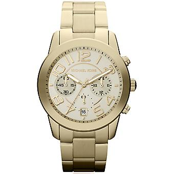 Michael Kors Damen Mercer Chronograph Watch MK5726