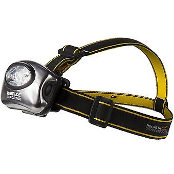 Regatta 5 LED Adjustable Strap Bright Headtorch / Head Lamp Camping Travelling