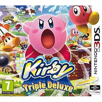Kirby Triple Deluxe (Nintendo 3DS)