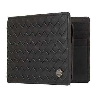 Borsa portafoglio portamonete nero Timberland Uomo 7097