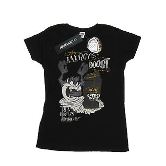 Looney Tunes Women's Taz Energy Boost T-Shirt