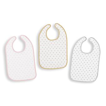 Interbaby Babero De Velcro Estrellas (Babies and Children , Toys , Others)