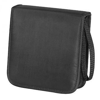 HAMA CD-Bag Nylon Black For 20 CD