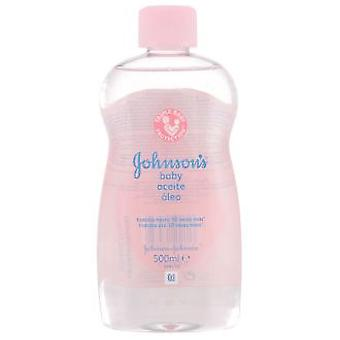 Johnson's Oil Clasico (Childhood , Children's Hygiene , Creams And Lotions )