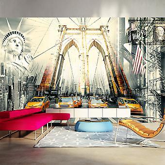 XXL wallpaper - Urban living