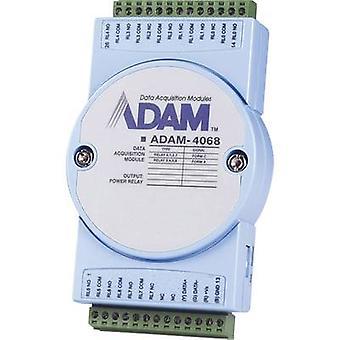 Utgang modul DI/O, reléer Advantech ADAM-4068 nr. av utganger: 8 x 12 Vdc, 24 Vdc