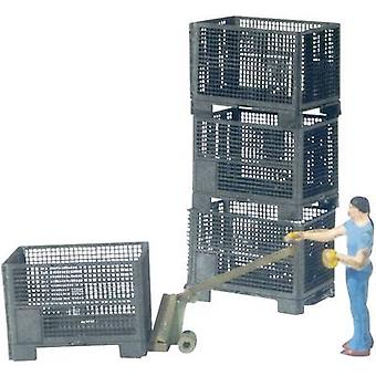 MBZ 80193 H0 Lattice boxes