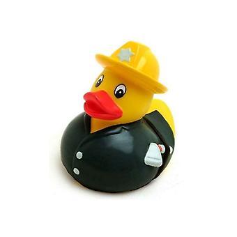 Yarto Fireman Rubber Duck