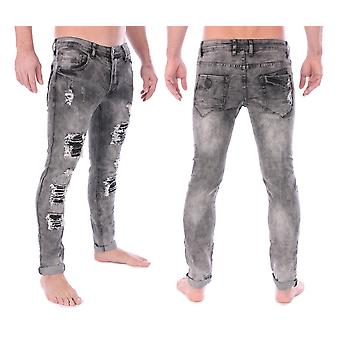 Slim jeans grey 88169912 Project X Paris Man