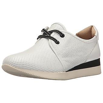 Naturalizer Womens Jaque Leather Low Top Lace Up Fashion Sneakers