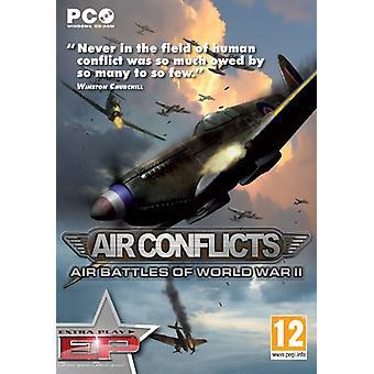 Luft konflikter - Extra spel (PC CD)