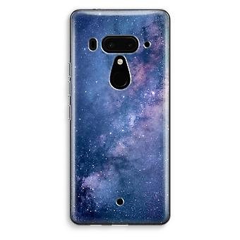 HTC U12+ Transparent Case - Nebula