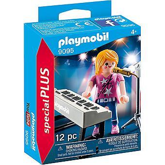 Playmobil 9095 Special Plus sanger med tastatur Toy sæt