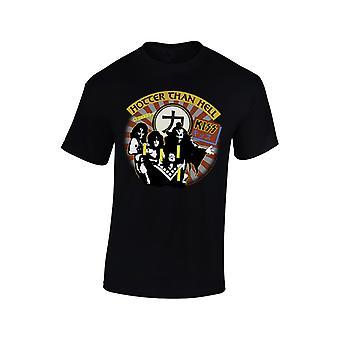 Kiss - Hotter Than Hell Kids T-Shirt