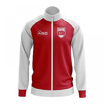 Singapore Concept Football Track Jacket (Red)