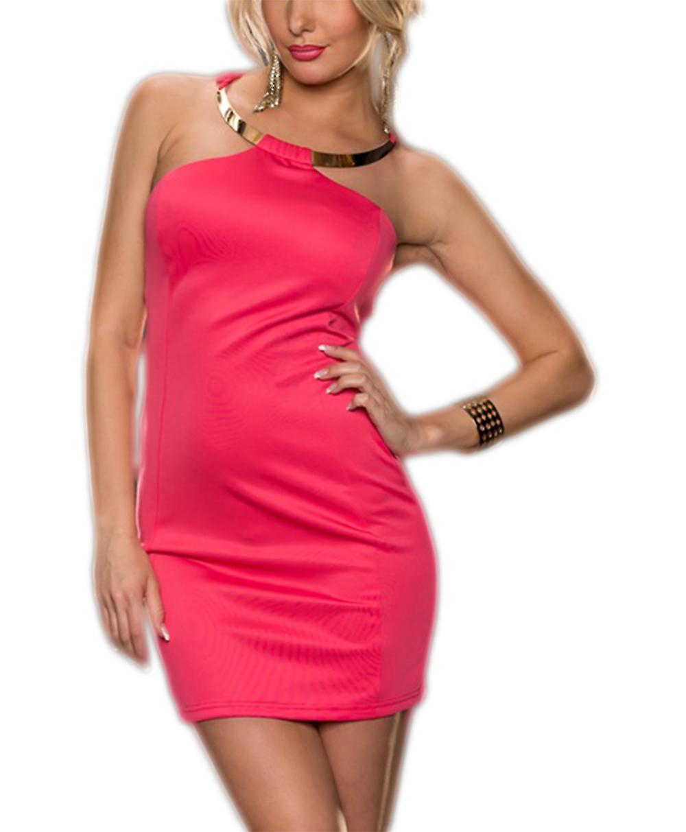 Waooh - Short Dress Ajourée Matane