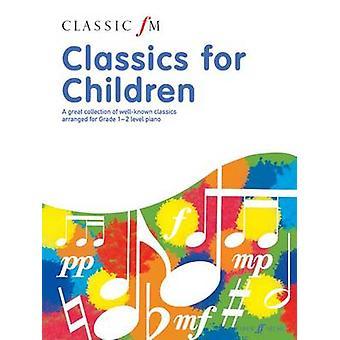 Klassiker för barn - (pianosolo) av Barrie Carson Tuerner - 978057