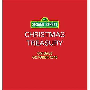 Sesame Street Christmas Treasury by Sesame Street Christmas Treasury