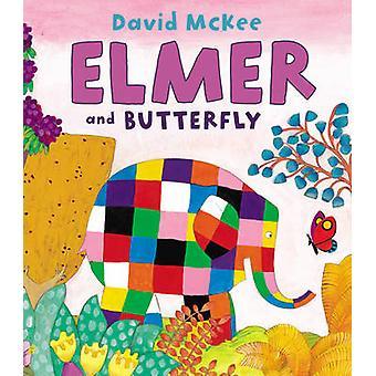 Elmer en Butterfly door David McKee - 9781842709382 boek