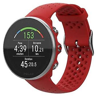 Polar | Red Vantage M | Pulseira vermelha 90069747 Watch