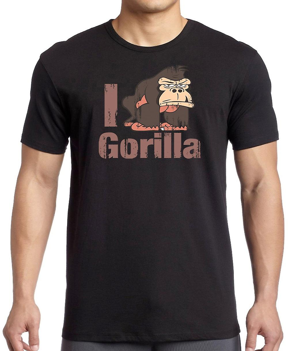 Amo il Gorilla - Cool Kids T Shirt